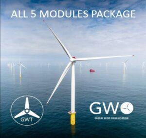 Gwo Training Gwt Offshore Wind Turbine