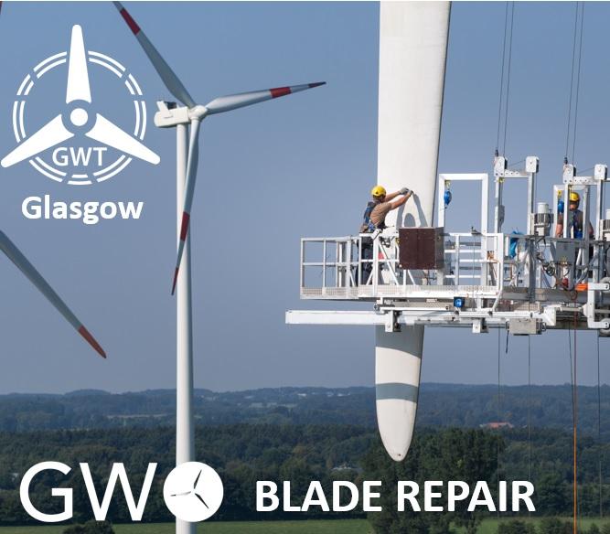 Gwo Blade Repair Scotland Glasgow Edinburgh