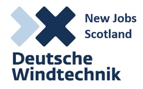 Deutsche Windtechnik Jobs Scotland